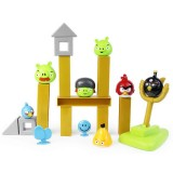wholesale - Angry Birds Figures Building Block Toys Shooting Toys Set