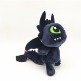 wholesale - How to Train Your Dragon Plush Toy Stuffed Animal Night Fury Toothless 18cm/7inch