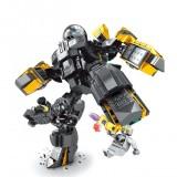 Wholesale - Mech Armor Iron Man Block Figure Toys Lego Compatible 328 Pieces MK25