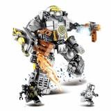 Wholesale - Mech Armor Iron Man Block Figure Toys Lego Compatible 328 Pieces MK1