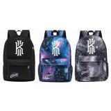 Wholesale - NBA Cleveland Cavaliers Kyrie Irving Pattern Backpacks Shoulder Rucksacks Schoolbags