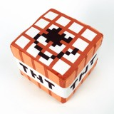 wholesale - Minecraft TNT Block Plush Toy Cube Cushion 20cm/8Inch