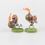 wholesale - Clash of Clans Bomber Wall Breaker PVC Action Figure Toy 7cm/2.8Inch Tall