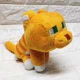 wholesale - Minecraft New Ocelot Plush Toy Stuffed Animal 25cm/10Inch