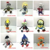 Wholesale - Plants Vs Zombies Plush Toys Stuffed Dolls Complete Collection of Zombies Part2