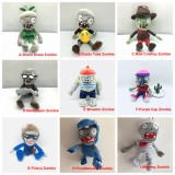 Wholesale - Plants Vs Zombies Plush Toys Stuffed Dolls Complete Collection of Zombies Part5