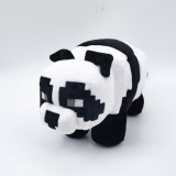 wholesale - Minecraft Panda Plush Toy Stuffed Doll Big Size 28cm/11Inch