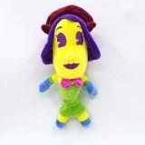 Wholesale - Bendy and the Ink Machine Blacklight Beanie Plush Toys Alice Angel Stuffed Dolls 25cm/10Inch
