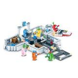 Wholesale - 6-In-1 Set Among Us Lego Compatible Building Blocks Mini Figure Toys LB334