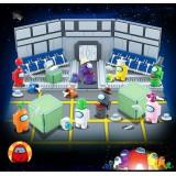 Wholesale - Among Us Lego Compatible Building Blocks Mini Figure Toys 661Pcs Set NO.703