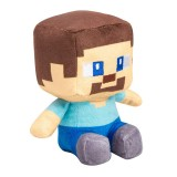 Wholesale - Minecraft Baby Steve Plush Toys Stuffed Dolls 18cm/7Inch