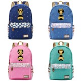 Wholesale - Bendy and the Ink Machine Backpacks Canvas Schoolbags for Kids 16Inch H