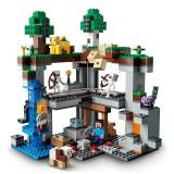 Wholesale - MineCraft The First Advanture Building Blocks Mini Figure Toys 557Pcs Set