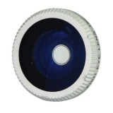 Wholesale - 180 Degree Fish eye Wide Angle Lens Phone Camera for Apple iphone 4 4G 4S Silvery
