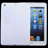 Wholesale - Simple Soft TPU Material Protective Back Cover Case for Apple iPad Mini - White