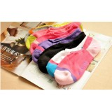 Wholesale - Extra thick multicolor warm ankle socks