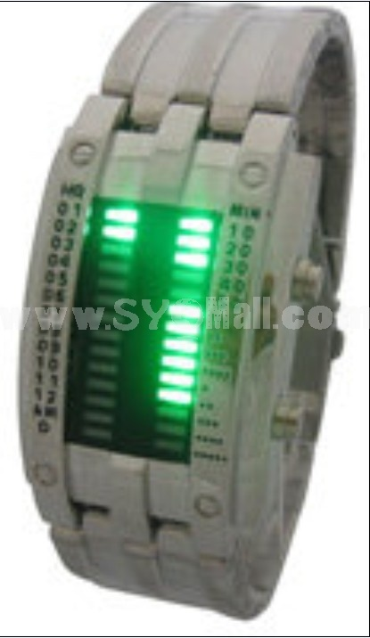 Fashion Japanese LED Binary Watch