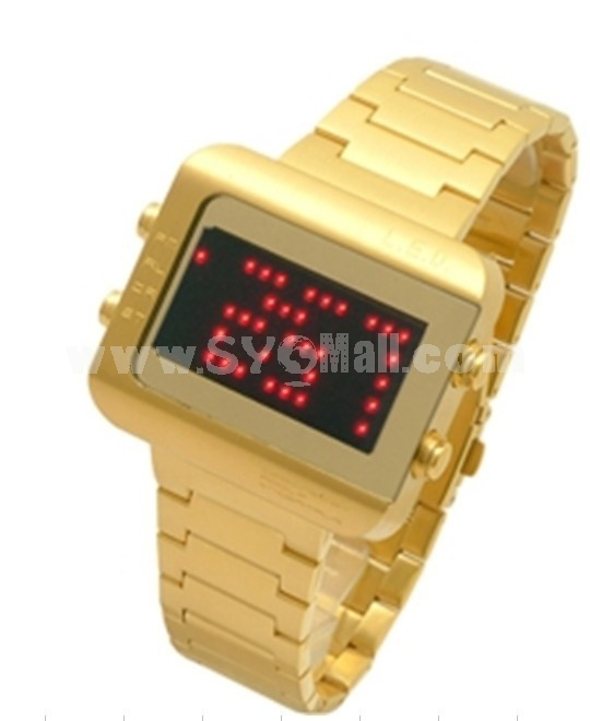 LED watch G1028