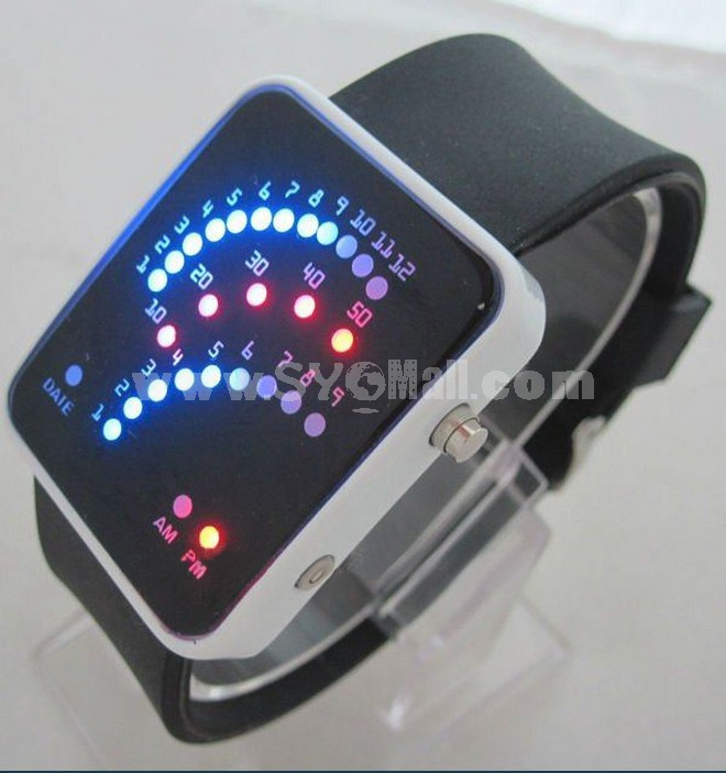 fashion led promotion gift watches