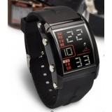Wholesale - Casiterl Fashion LED Watch with Alarm, Auto Date, Chronograph, Calendar, etc