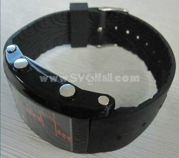 2012 hot sell lcd watch