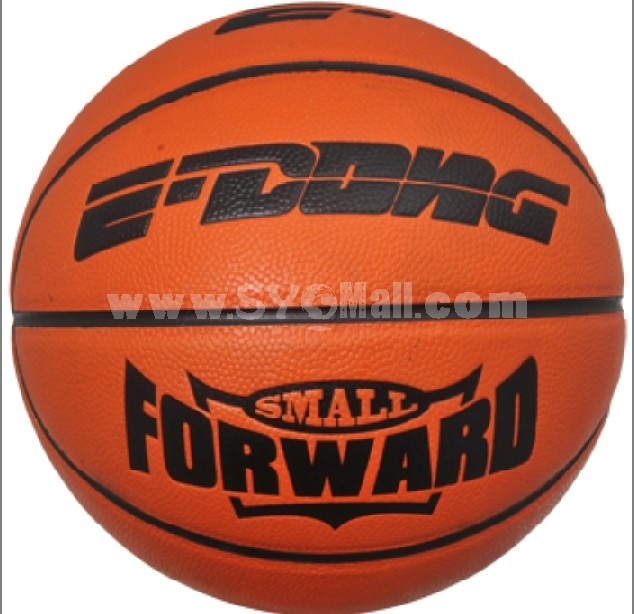 Standard size basketball composite leather E-1691