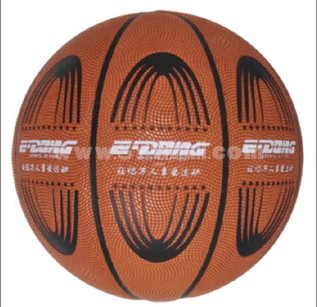 Standard size basketball moisture absorption E-1697