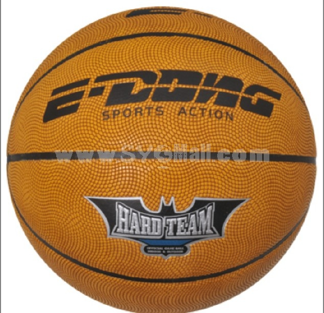 Standard size basketball moisture absorption E-1699