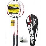 Wholesale - Ferroalloy Badminton Racket E-1208