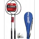 Wholesale - Ferroalloy Badminton Racket E-1102