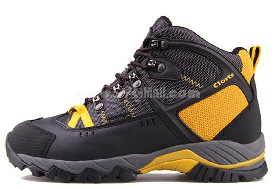CLORTS lovers waterproof warm hiking shoes hkm-803