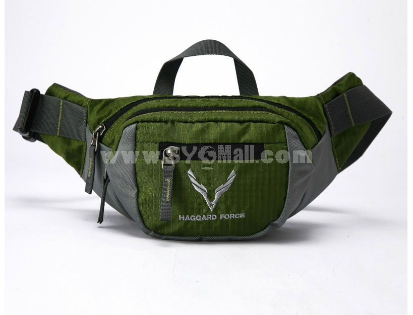 Haggard Force outdoors leisure waterproof waist bag HF138