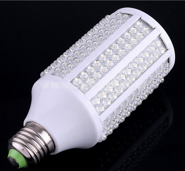 263 LEDs 13W White LED Light Bulb Lamp E27 220V