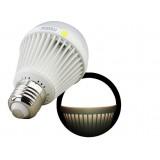 Wholesale - E27 AC100-240V 50Hz 7W 560LM, Warm White, Energy Saving LED Bulb
