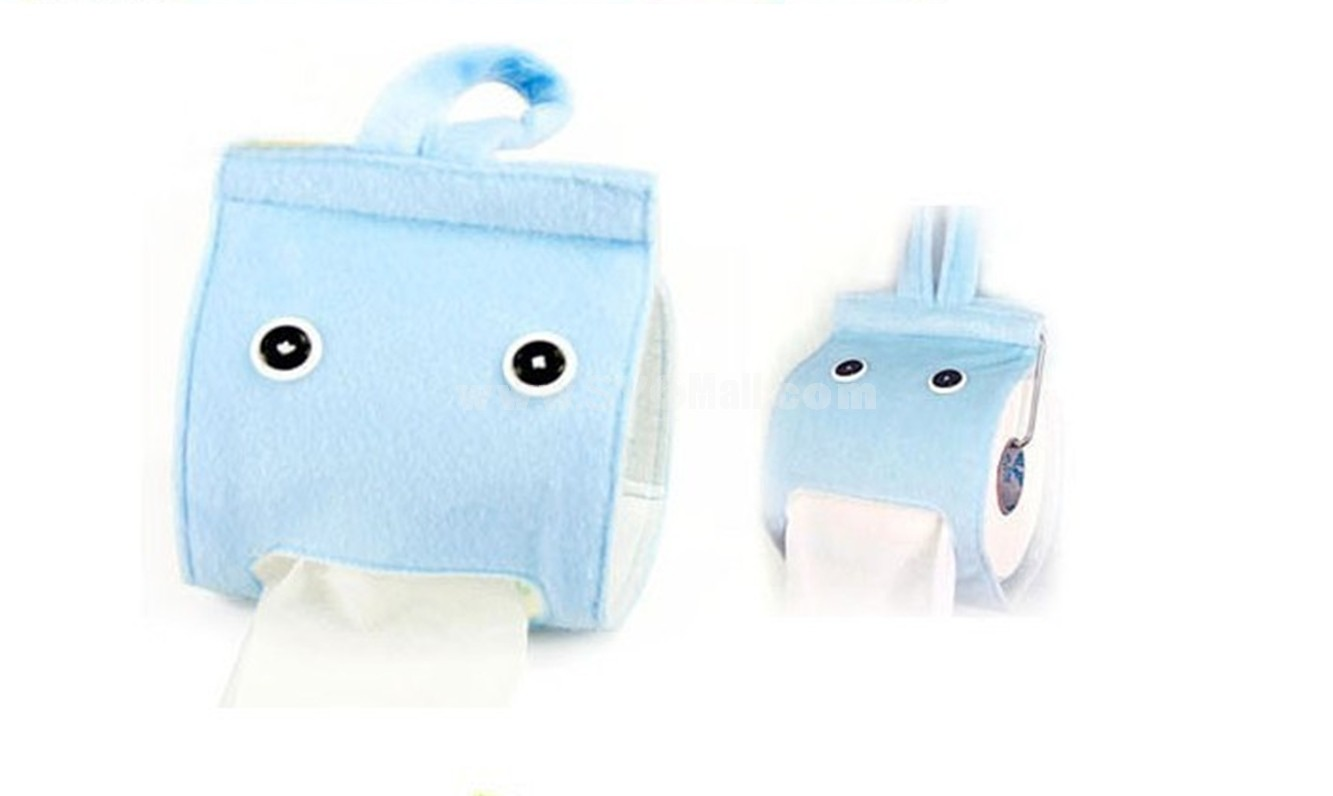 Cute mouth tissue box