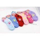 Wholesale - Extra thick cartoon pattern terry socks