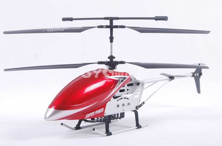 3CH Remote Control Helicopter With GYRO TL211706