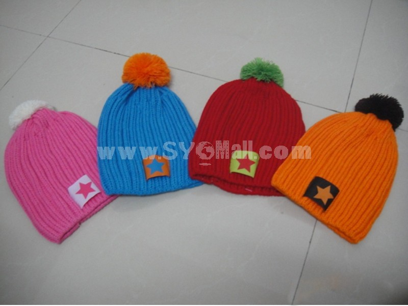 DHC Children Lovely Candy Color  Hats