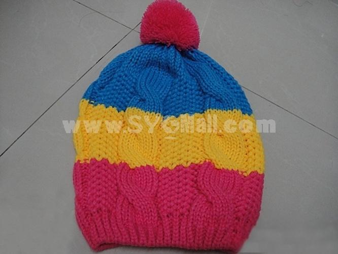 LOLITA Lovely Rainbow Children Hats