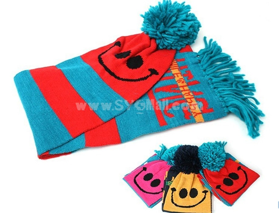 DCH Smile Children Knitting Hats