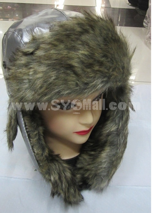 Outdoor Water-proof Ear Protection Cold-proof Wind Snow Hat