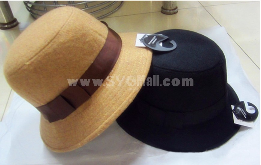 Women Fashion Fishman Wool Caps