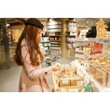 Wholesale - Small Bow Tie Bowler Hat