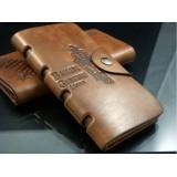 Wholesale - Bi-fold Leather Retro Style Men Wallet