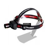 Wholesale - QIANGSHENG LED Hard Light Convex Lens Outdoor Headlamp