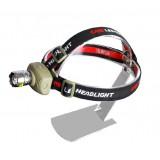 Wholesale - QIANGSHENG LED Zoom Waterproof Riding Headlight