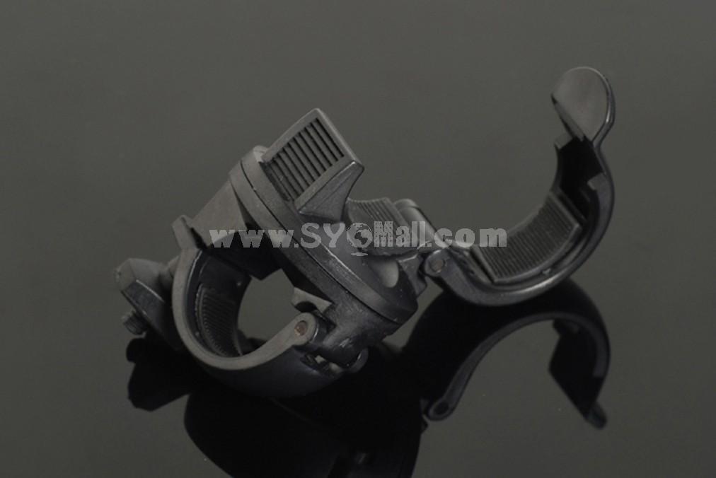 QIANGSHENG 360°flashlight mount for bike 8099