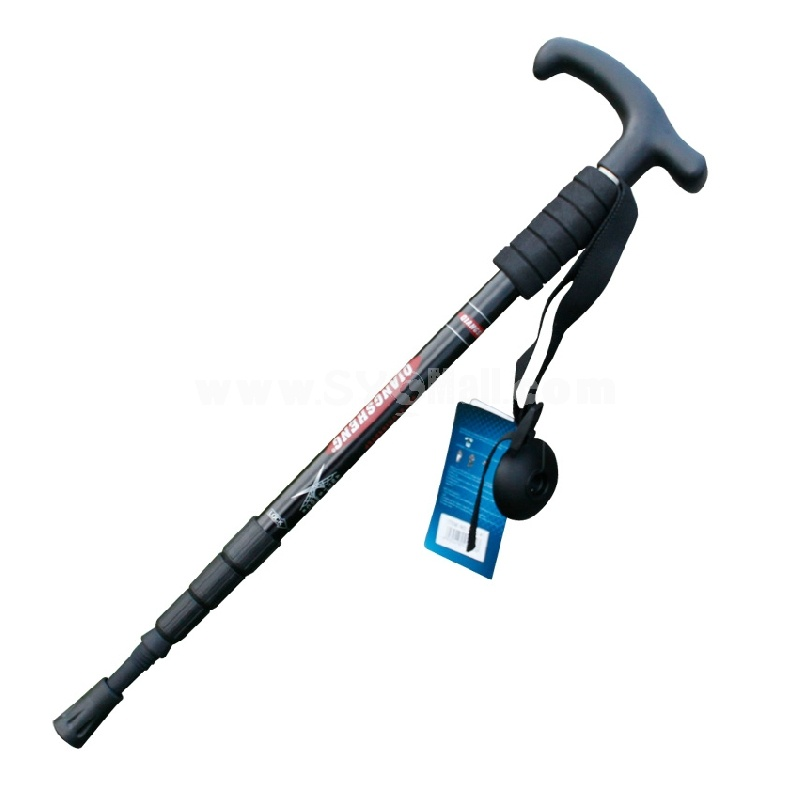 QIANGSHENG aluminium alloy hiking pole 12-4