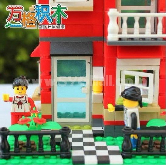 Blocks Villa Series (31054)