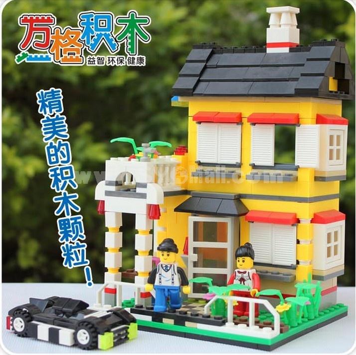 Blocks Villa Series (31053)